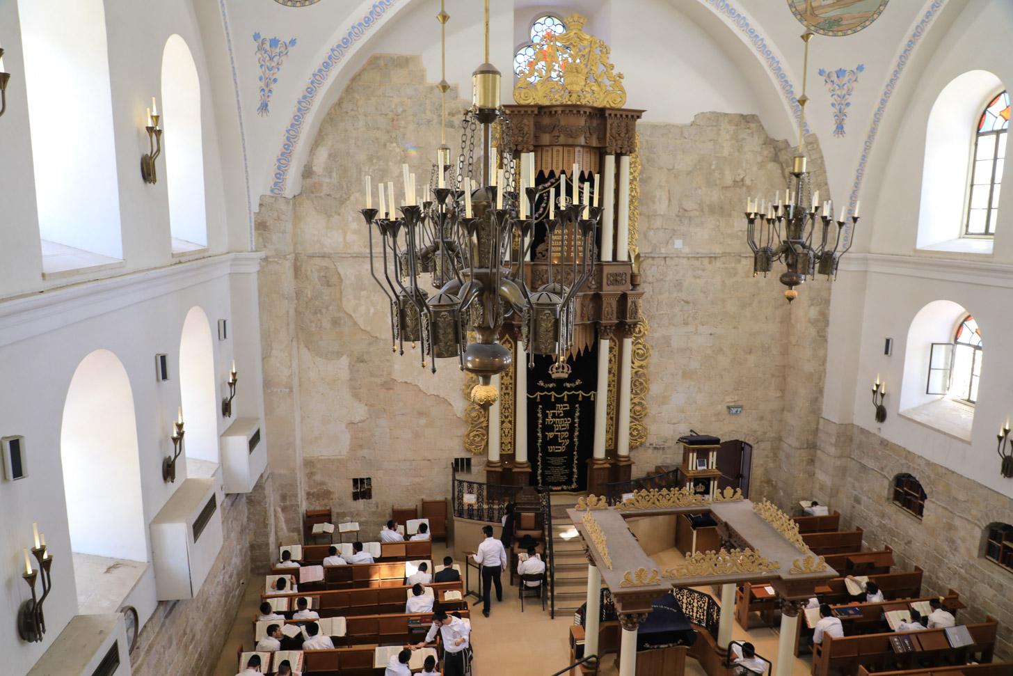 Hurva-synagoge