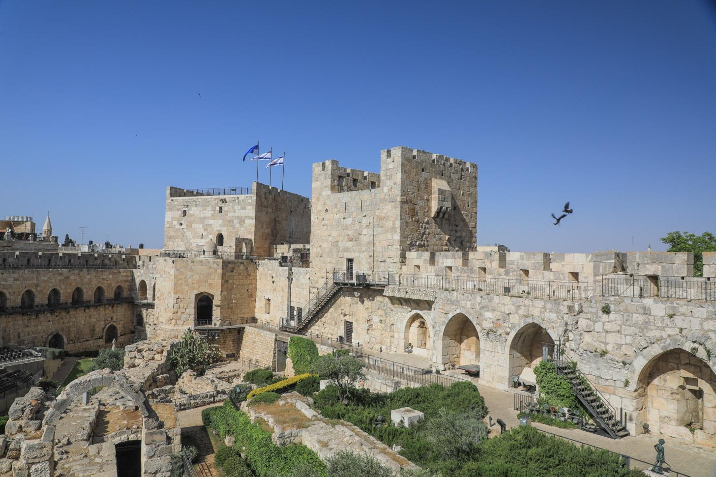 Toren van David
