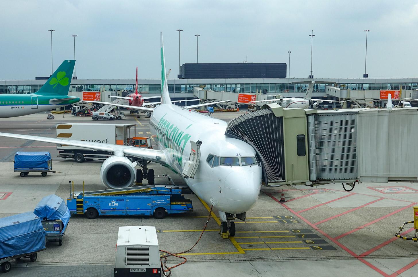 Vliegen naar Jeruzalem met Transavia